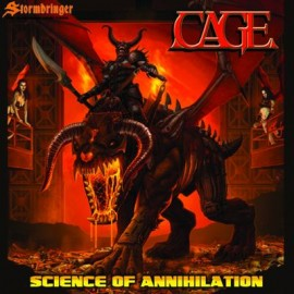 CAGE – SCIENCE OF ANNIHILATION
