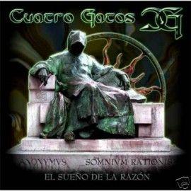 CUATRO GATOS – EL SUEñO DE LA RAZÓN