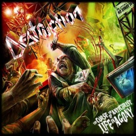 DESTRUCTION – THE CURSE OF THE ANTICHRIST – LIVE AGONY