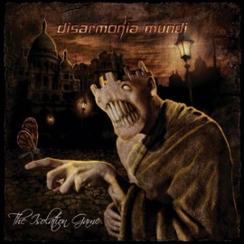 DISARMONIA MUNDI – THE ISOLATION GAME
