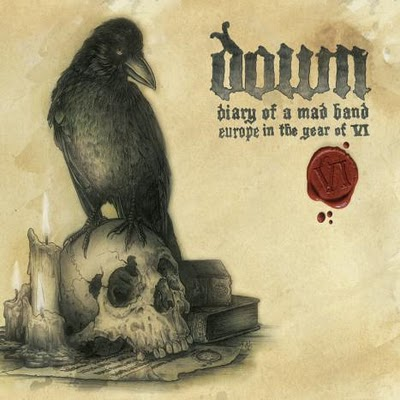 DOWN – DIARY OF A MAD BAND
