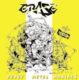 ERASE – HEAVY METAL MANIACS