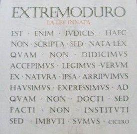 EXTREMODURO – LA LEY INNATA