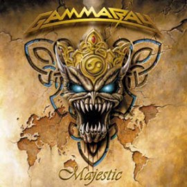 GAMMA RAY – MAJESTIC