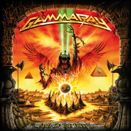 GAMMA RAY – LAND OF THE FREE II