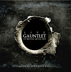 GAUNTLET – LIVE AT BRUTAL METAL FEST