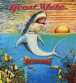 GREAT WHITE – RISING