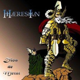 HAERESIAN – DIOS DE METAL