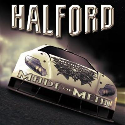 HALFORD – MADE OF METAL