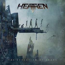 HEATHEN – THE EVOLUTION OF CHAOS