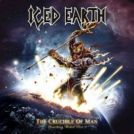 ICED EARTH – THE CRUCIBLE OF MAN