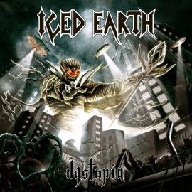 ICED EARTH – DYSTOPIA