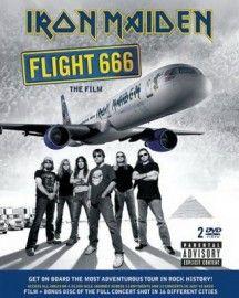 IRON MAIDEN – FLIGHT 666 – THE FILM (2DVD)