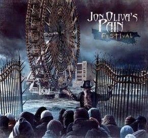 JON OLIVA'S PAIN – FESTIVAL