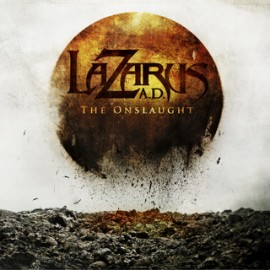 LAZARUS AD – THE ONSLAUGHT