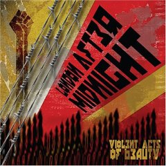 LONDON AFTER MIDNIGHT – VIOLENT ACTS OF BEAUTY