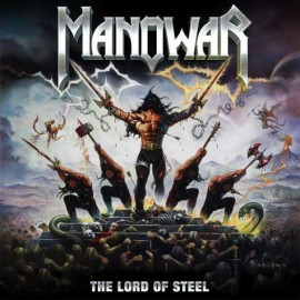 MANOWAR – LORD OF STEEL