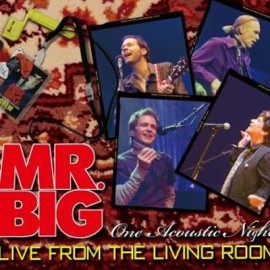 MR BIG – LIVE FROM THE LIVING ROOM