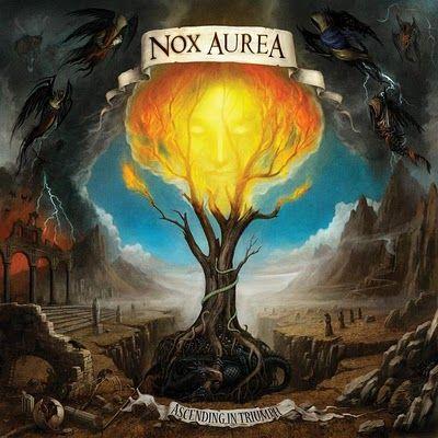 NOX AUREA – ASCENDING IN TRIUMPH