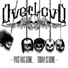 OVERLOUD – PAST HAS GONE…TODAY IS DONE