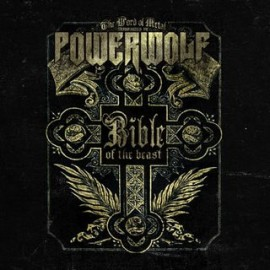 POWERWOLF – BIBLE OF THE BEAST