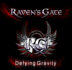 RAVEN'S GATE – DEFYING GRAVITY EP (2012)