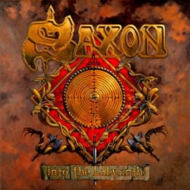 SAXON – INTO THE LABYRINTH