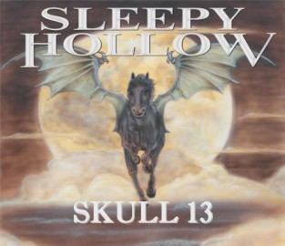 SLEEPY HOLLOW – SKULL13