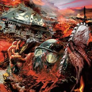 SODOM – IN WAR AND PIECES