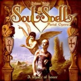 SOULSPELL – A LEGACY OF HONOR
