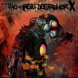 THE GREAT DESTROYER X – TGDX BETA VERSIÓN 1.0