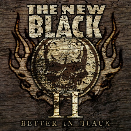 THE NEW BLACK – II – BETTER IN BLACK