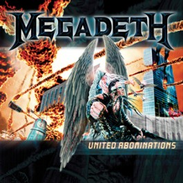 MEGADETH – UNITED ABOMINATIONS