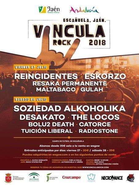 vincularock2018