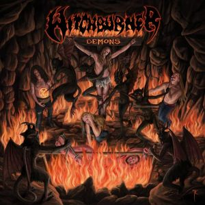 WITCHBURNER – DEMONS