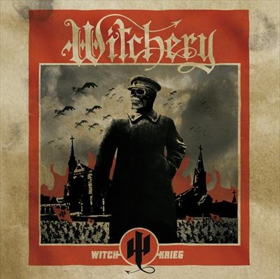 WITCHERY – WITCHKRIEG