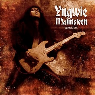 YNGWIE MALMSTEEN – RELENTLESS