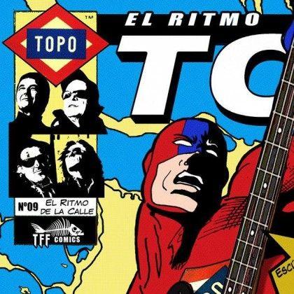 TOPO – EL RITMO DE LA CALLE