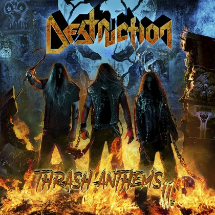 DESTRUCTION – THRASH ANTHEMS II.