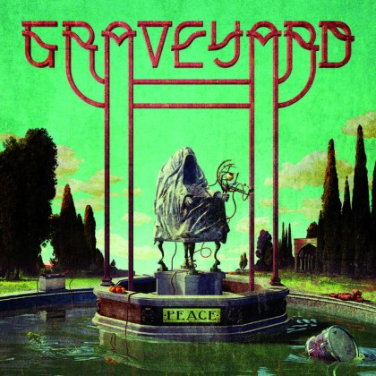 GRAVEYARD – PEACE