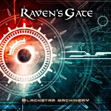 RAVEN'S GATE – BLACKSTAR MACHINERY