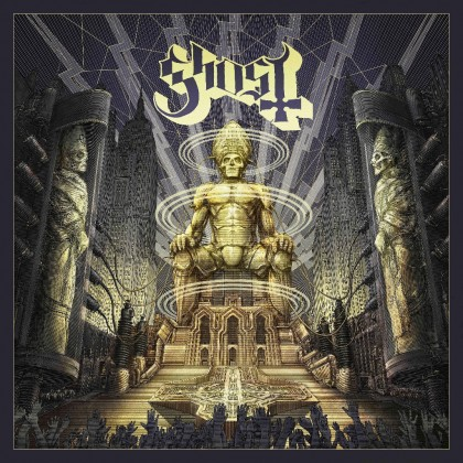 GHOST – CEREMONY AND DEVOTION (LIVE).