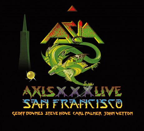 ASIA – AXIS XXX LIVE SAN FRANCISCO