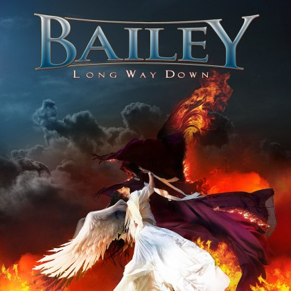 BAILEY –  LONG WAY DOWN
