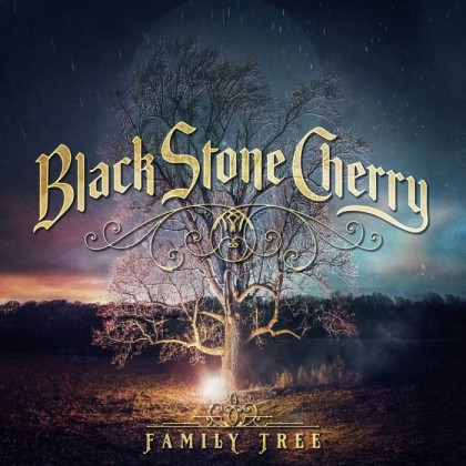 BLACKSTONE CHERRY – FAMILY TREE