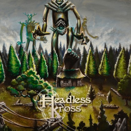 HEADLESS KROSS – VOLUMES
