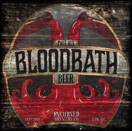 INCURSED – BEER BLOODBATH