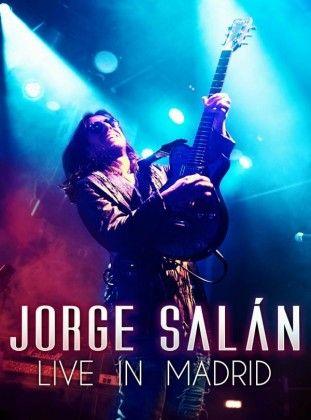 JORGE SALÁN – LIVE IN MADRID