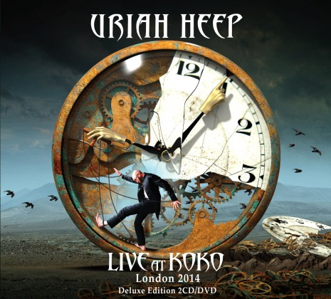 URIAH HEEP – LIVE AT KOKO, LONDON 2014