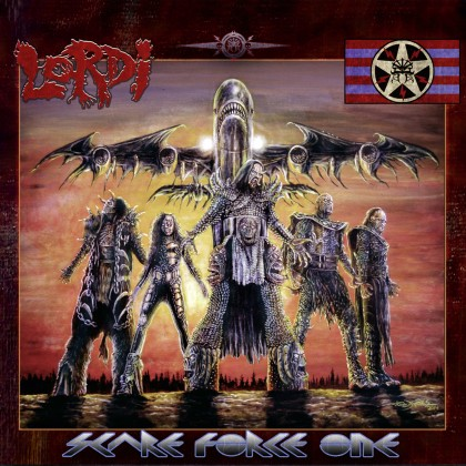 LORDI – SCARE FORCE ONE